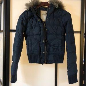 Abercrombie Girls Jacket Size Large